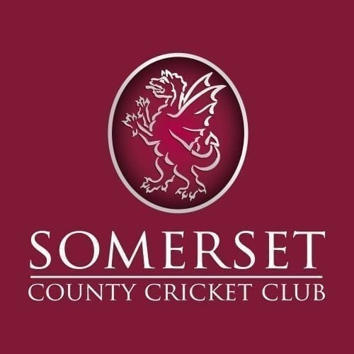 somerset county cricket logo